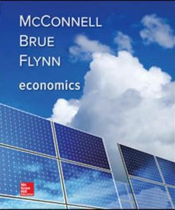 Test Bank for Economics 21st Edition McConnell