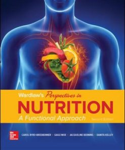 Test Bank for Wardlaw's Perspectives in Nutrition 2nd Edition Byrd-Bredbenner