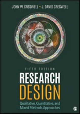 Test Bank for Research Design Qualitative, Quantitative, and Mixed Methods Approaches 5th Edition Creswell