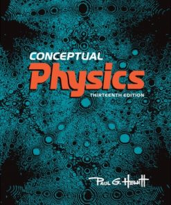 Solution Manual for Conceptual Physics 13th Edition Hewitt