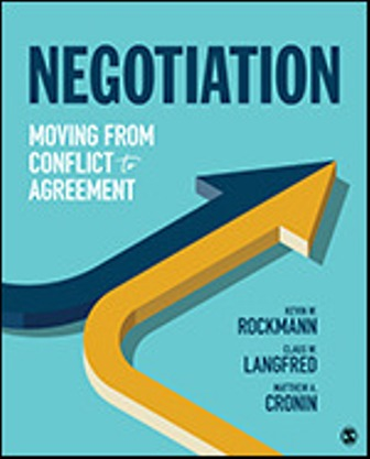 Test Bank for Negotiation Moving from Conflict to Agreement 1st Edition Langfred